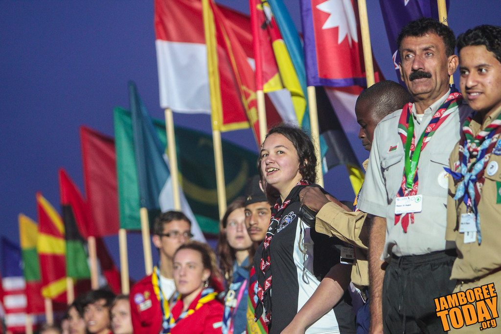 Hej! Welcome to the 2011 World Scout Jamboree!