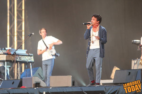 Timbuktu in Jamboree Performance