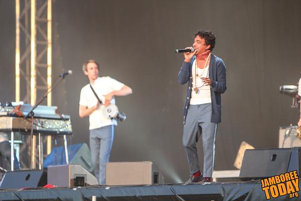 Timbuktu in Jamboree Performance