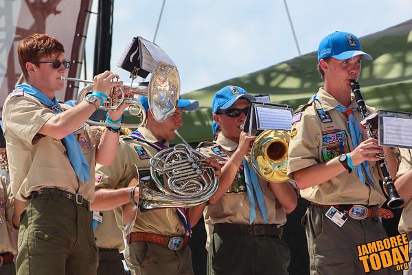 Brassy Scouts