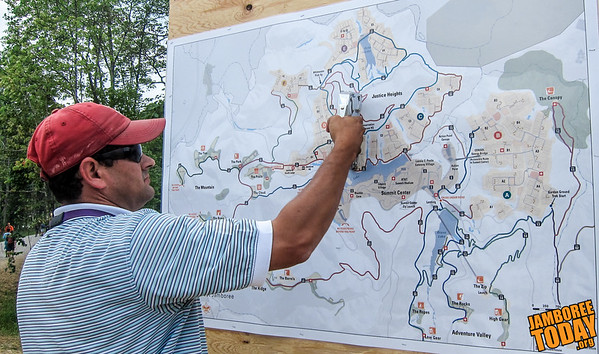 More Detailed Recreational Trail Maps Posted