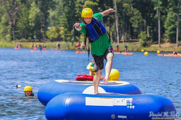 One Wet Balancing Act
