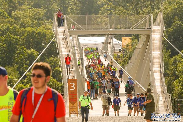 Traversing the CONSOL Energy Bridge