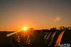Sunset Over Foxtrot