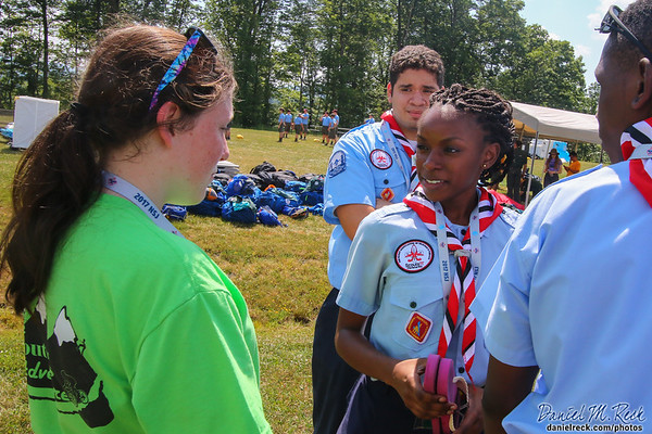 Welcome to the National Jamboree!