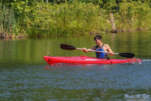 Row, Row, Row My Boat...