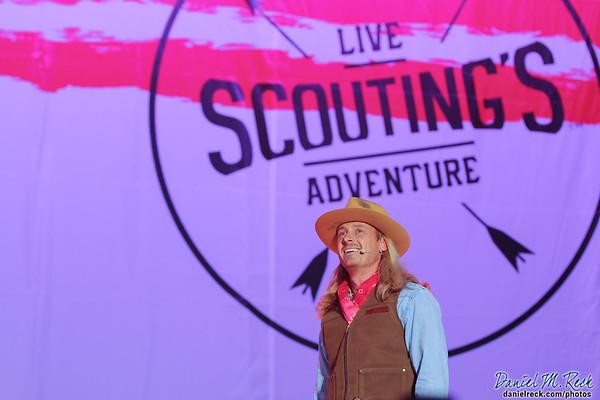Creek Stewart Lives Scoutings Adventure