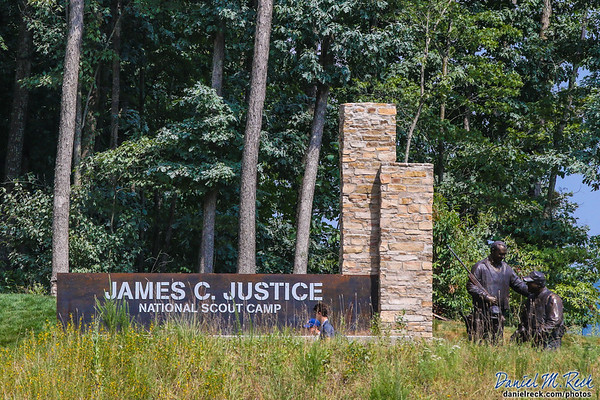 Jamces C. Justice National Scout Camp