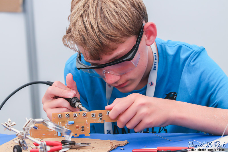Soldering Scout