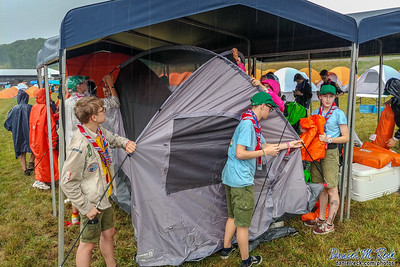 Smart Scouts: Keep That Tent Dry!