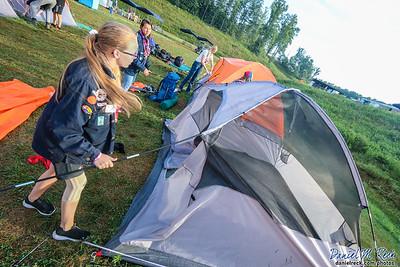 Tent Teardown