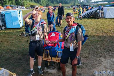Jamboree Verdict: U.K. Scouts Declare Success