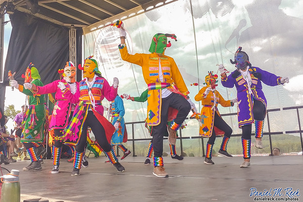 Cultural Day Dances at the World Scout Jamboree
