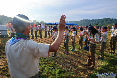 One Last Scout Promise at the World Scout Jamboree