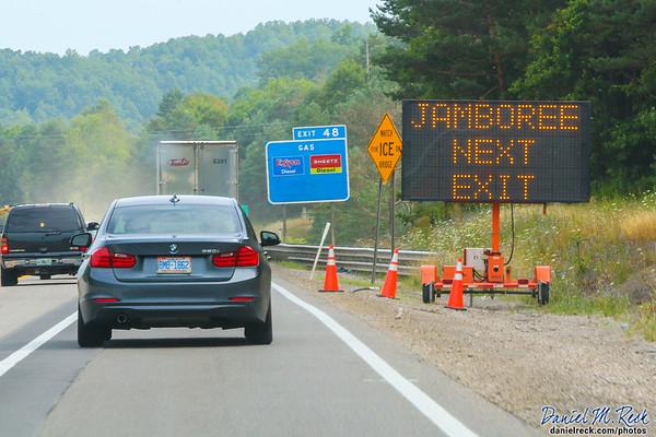 Jamboree Next Exit
