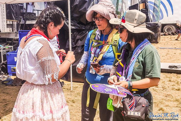 Exploring Global Cultures at the World Scout Jamboree