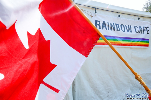 Thanks to Canada for Bringing Rainbow Cafe to Action Point