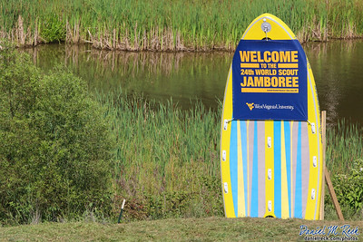 Welcome to the 24th World Scout Jamboree