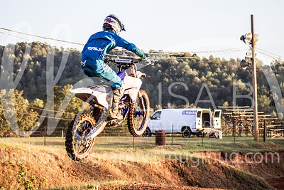 Daniels Ridge MX Practice October 13 2016