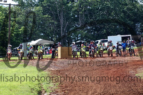 Daniels Ridge MX June 17 2017 Race - 1