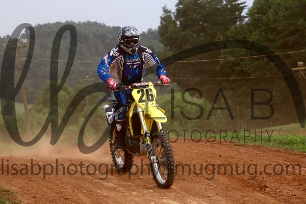 2017 Daniel's Ridge MX July 15 2017 Race - 1