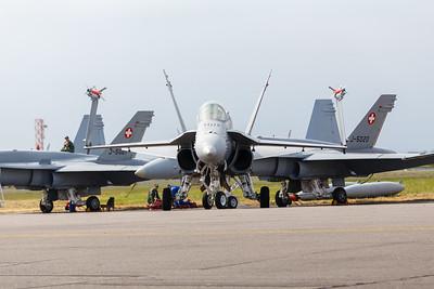 Parking the Hornet