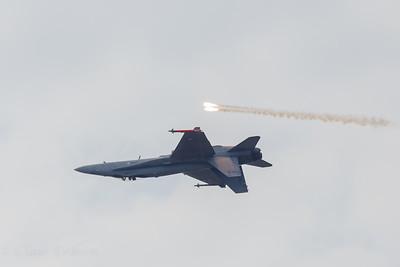 HN-435  inverted flares