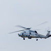 MH-60R in flight