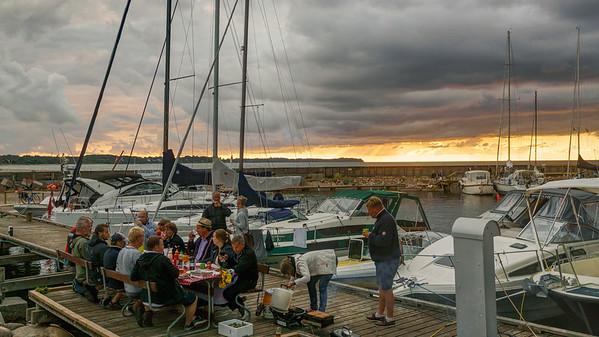 Sommeraften på Hornbæk havn 2016