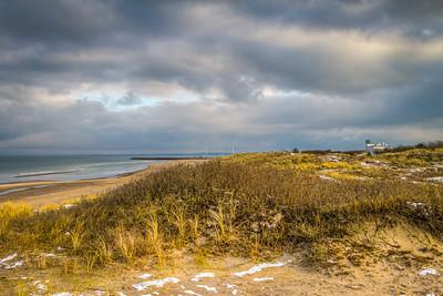 Hornbæk strand januar 2015