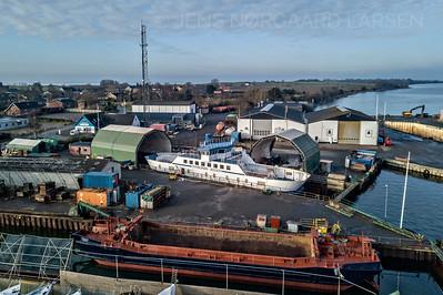 Thyborøn-Agger Færgefart