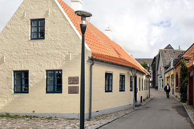 I.P. Jacobsens barndomshjem
