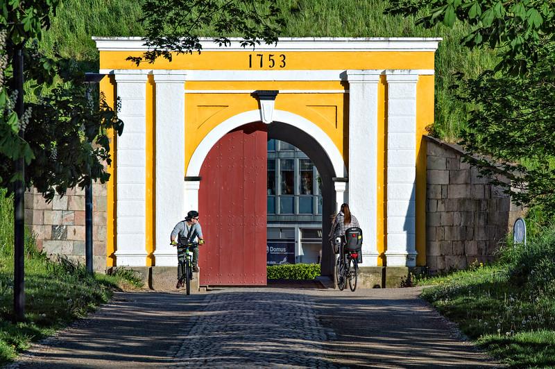 Fæstningen Fredericia