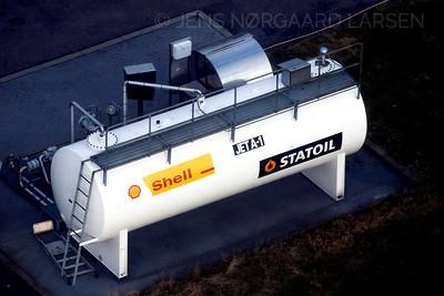 Brændstoftank