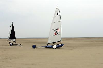 Strandsejler