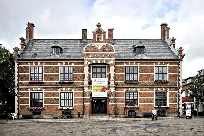 Det gamle Rådhus i Thisted.