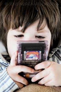 Elektronisk spil