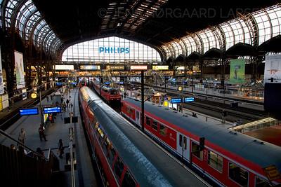 Hamborg banegård