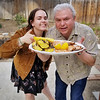 Great Grillin' with Morgan and Dave-