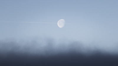 J'ai traversé la lune