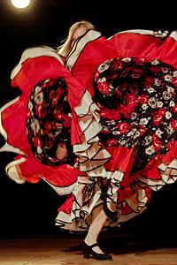Danses flamenco