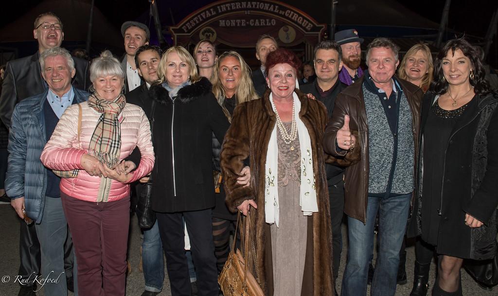 Danske cirkusfolk til Monte-Carlo-festival