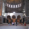Inside the new Orthodox Cathedral