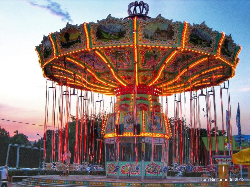 Vienna Carousel