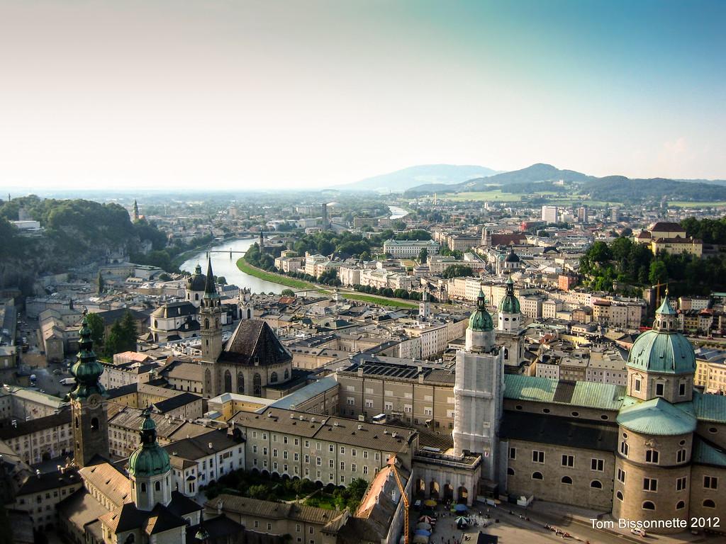 Salzburg Landscape
