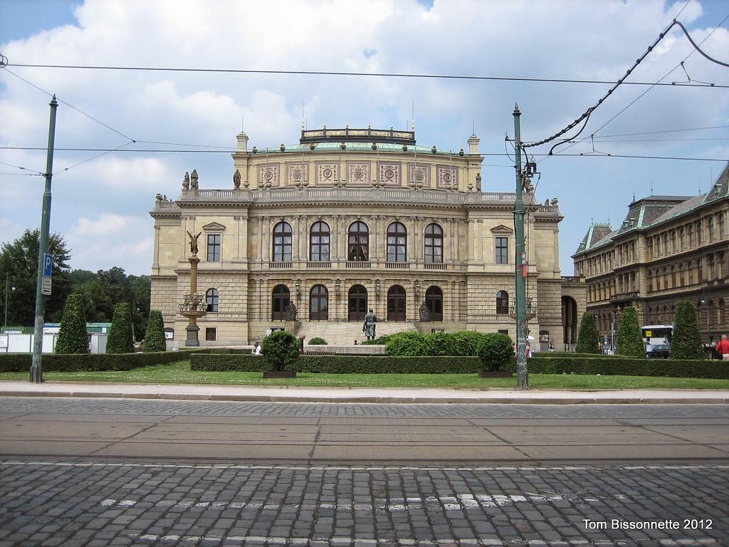 Vienna Opera House.
