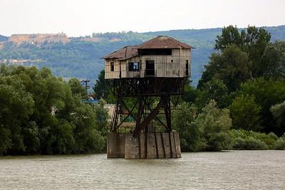 Danube River - Vienna 2014