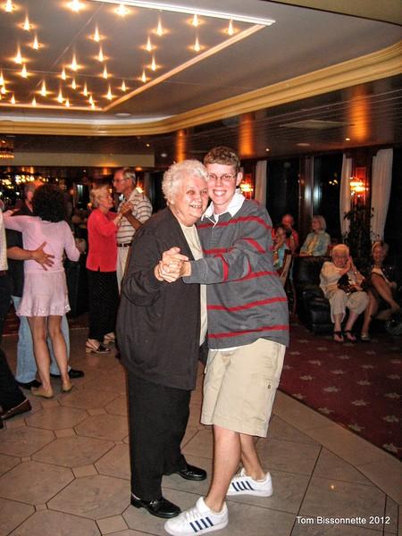 Grandma and Adam Gellenbeck