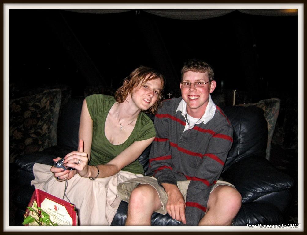 Liz and Adam Gellenbeck