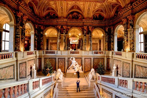 Kunst Museum, Vienna